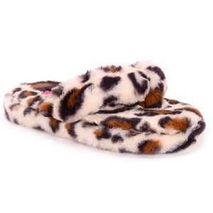Betsey Johnson Fit Or Flop Slippers